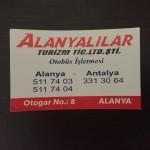 Antalya tur-retur