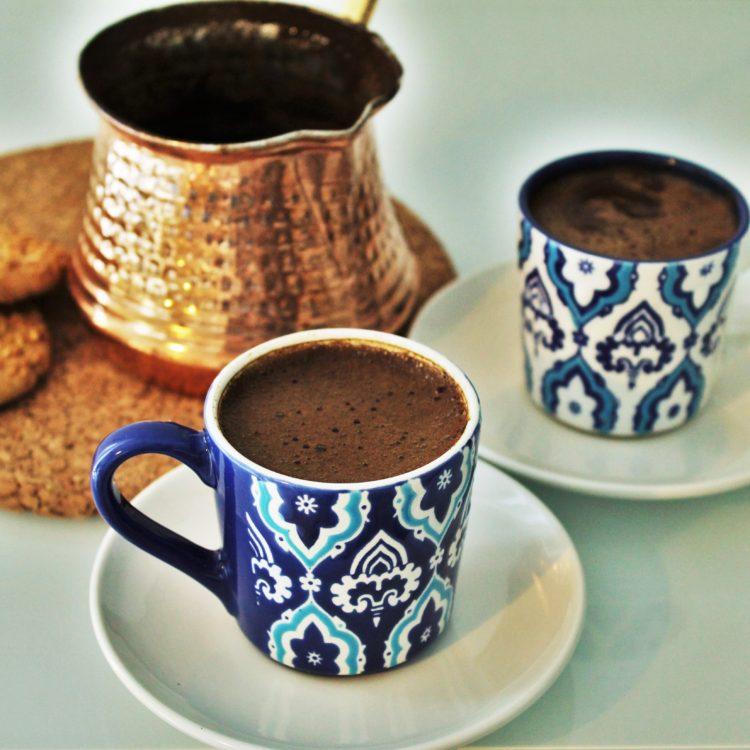 Tyrkisk kaffe