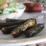 Sarma opskrift (vinblads dolma)