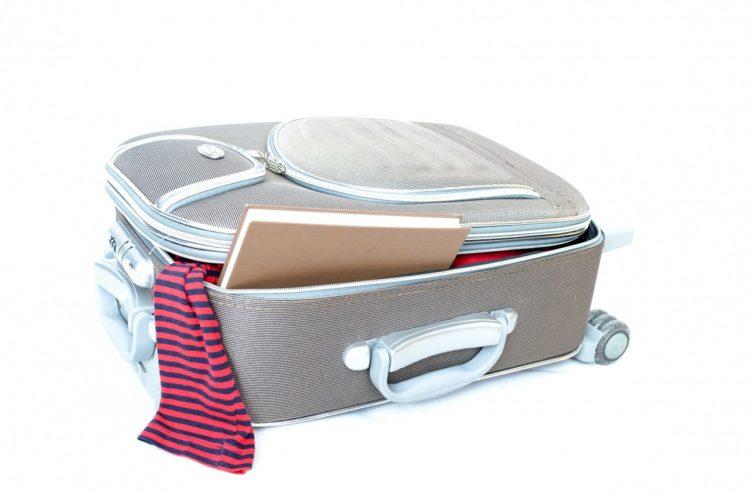 Pakke kuffert guide