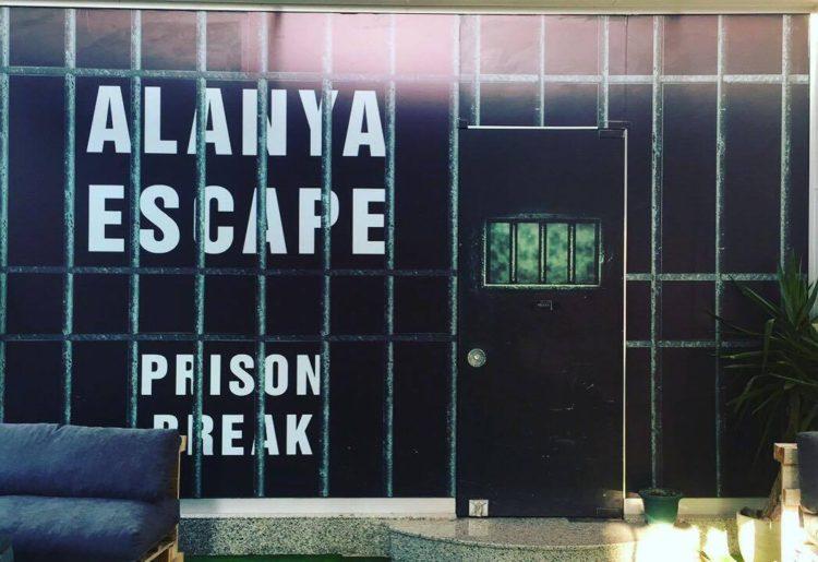 alanya escape, alanya prison break, alanya oplevelser, oplevelser i alanya, alanya blog, alanya blogger, alanya escaperoom, dansk i tyrkiet, dansker i tyrkiet